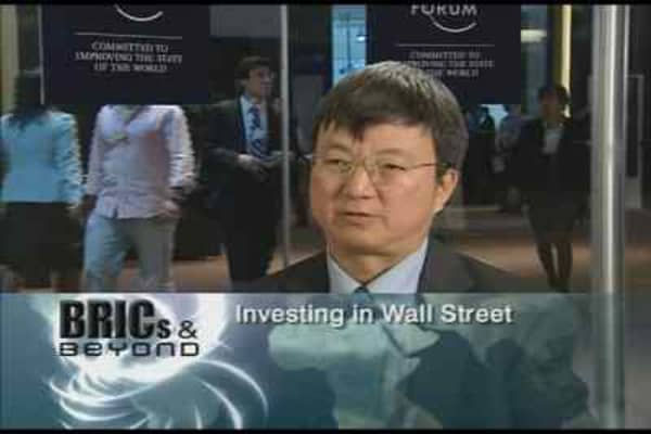 China Banks' Global Ambitions