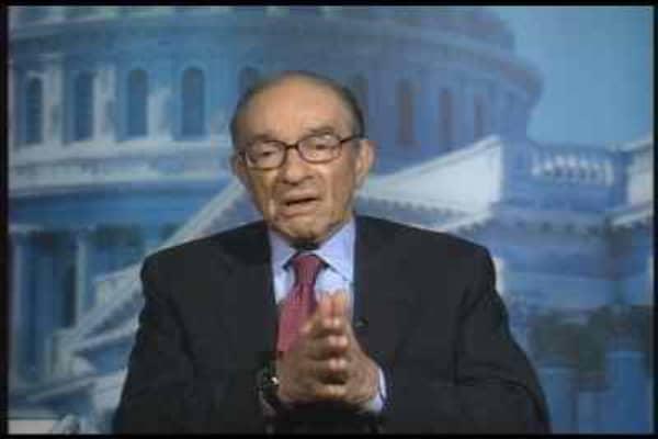 Alan Greenspan, Former Federal Reserve Chairman