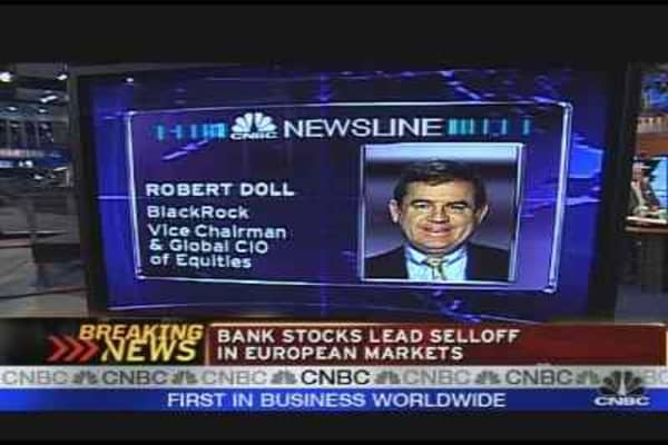 BlackRock's Doll on the Markets