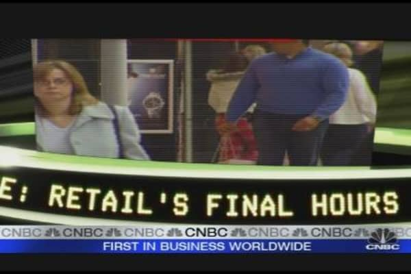 Retail's Final Hours