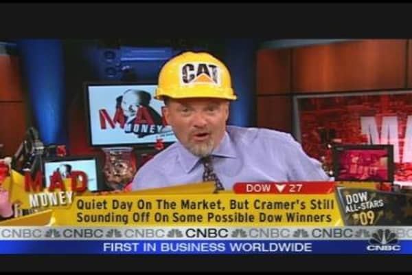 Dow All-Star: Caterpillar