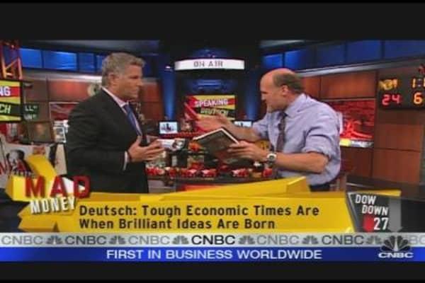 Donny Deutsch on His New Book