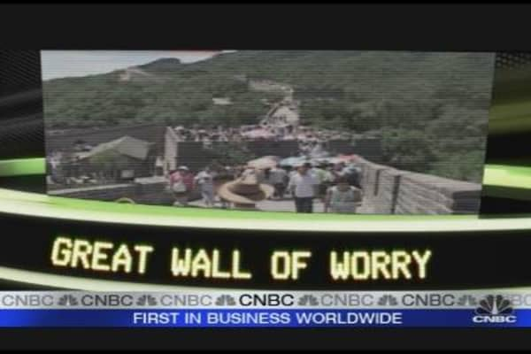 Great Wall of Worry