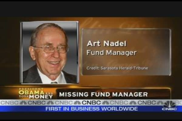 Missing Fund Manager