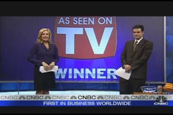 As Seen on TV Champion