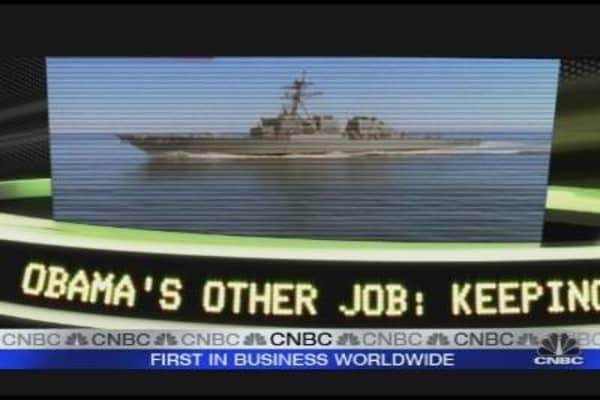 Obama's Other Job