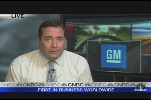 GM Vice Chairman to Retire