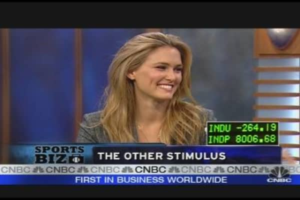 SI Swimsuit Issue: The Other Stimulus