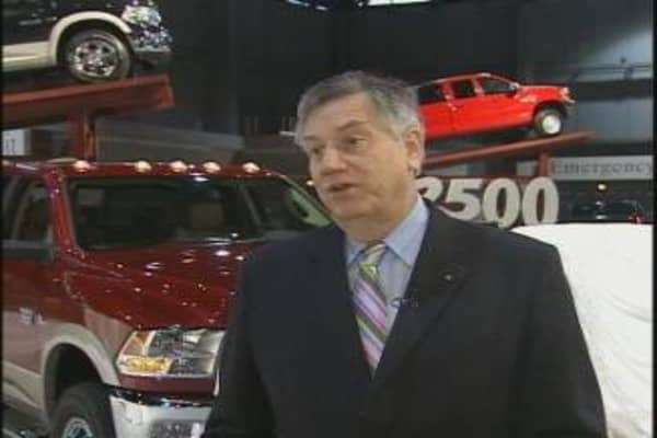 Frank Klegon, Chrysler