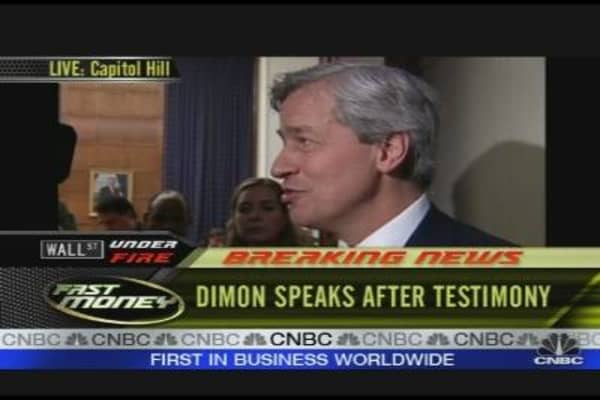 Dimon Responds