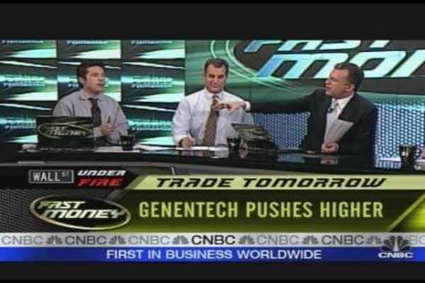 Trade Tomorrow: Healthcare