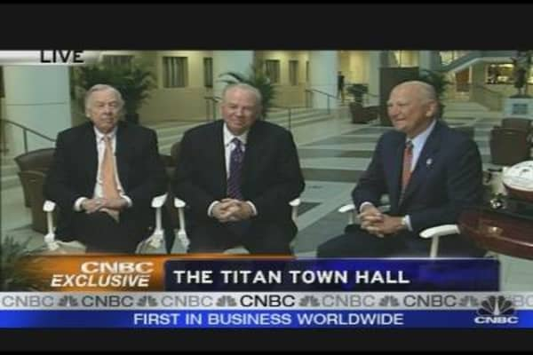 AutoNation & BP CEOs on Long-Term Energy Needs