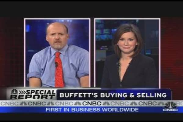 Buffett's Buys, Buffett's Sells