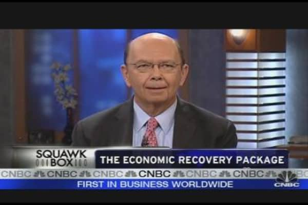 Wilbur Ross: Recession to Last Until 2010