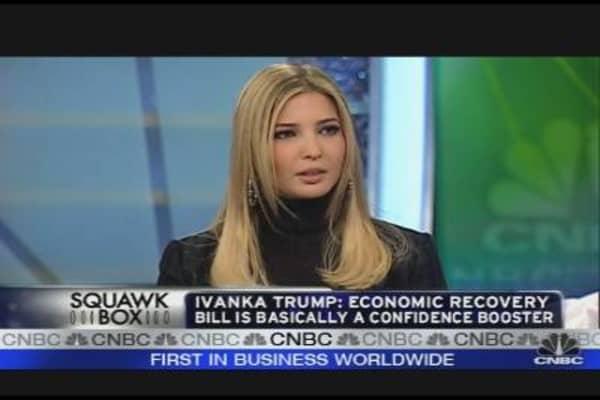 Economic Recovery Plan Won't Fix Economy