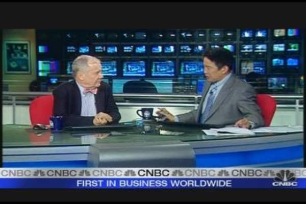 Rogers: Still Bullish on Commodities