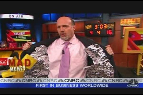 Cramer's 'Silver' Lining