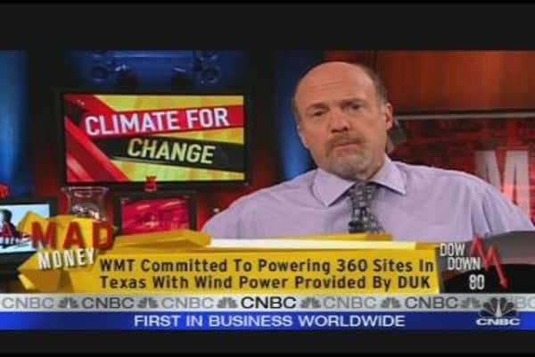 DUK CEO Talks Wind