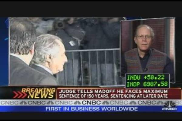 Madoff Victim: Ground Zero