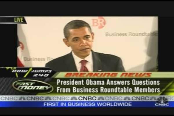 Obama Endorses Bernanke
