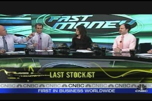 Last Stock Standing
