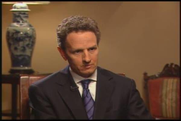 Geithner & Toxic Assets, Pt. 1