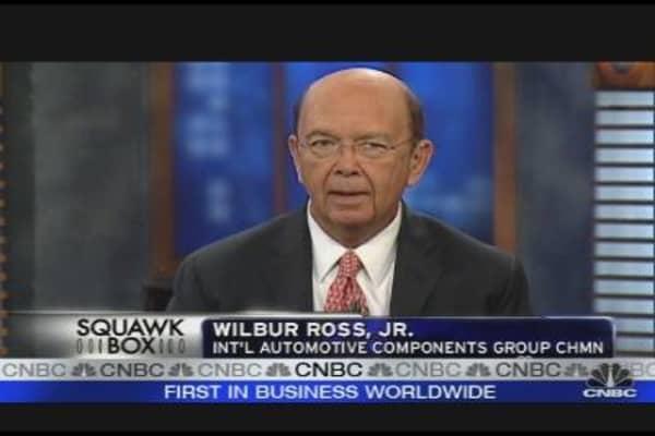 Wilbur Ross' Forecast: The Future of Detroit