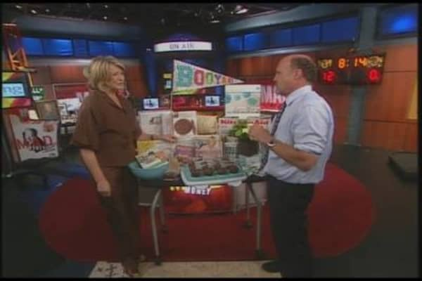 Mad Money, August 14, 2008