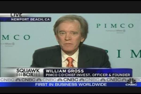 Pimco's Gross Talks Jobs Report