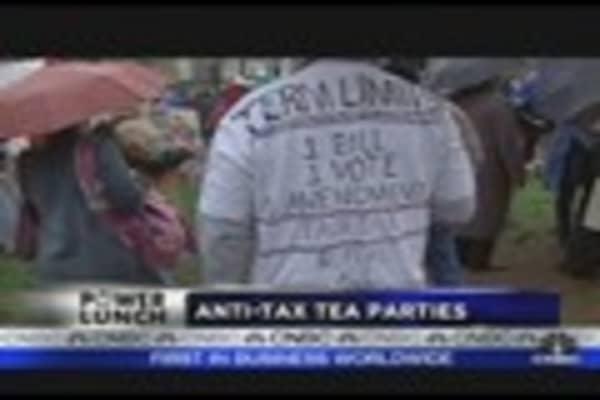 Tax Day Tea Parties