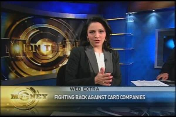 OTM Web Extra: Fighting Credit Card Cos.