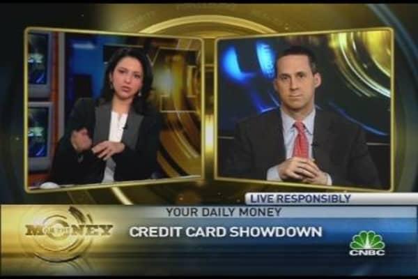 Credit Card Showdown