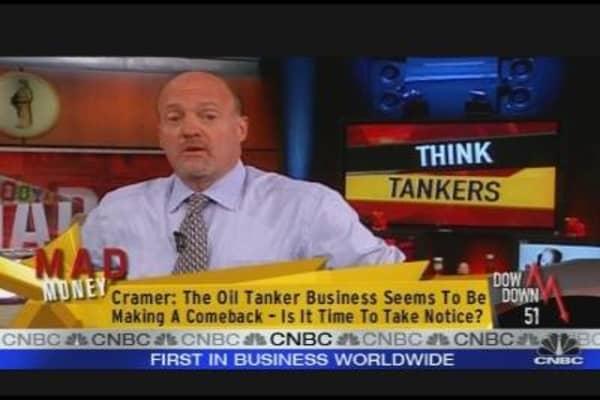 Cramer: Think Tankers