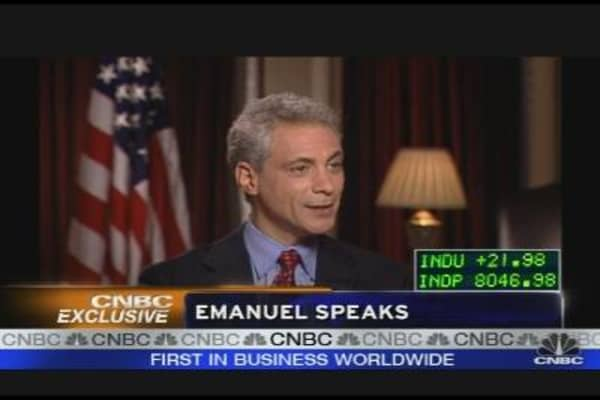 Emanuel Speaks
