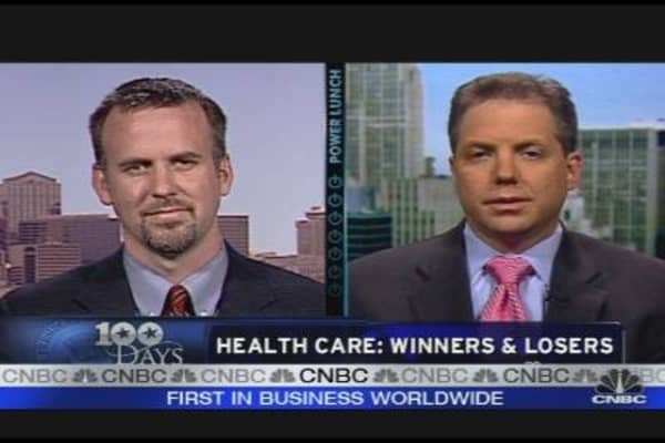 Health Care Winners & Losers