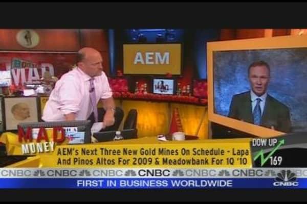 Agnico-Eagle: Still a Golden Stock?