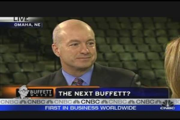 The Next Buffett?