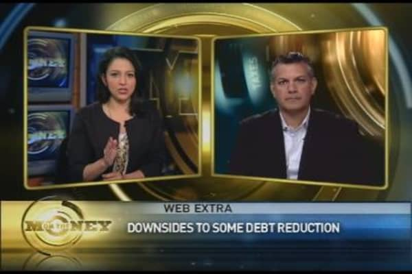 OTM Web Extra: Downside to Debt Reduction