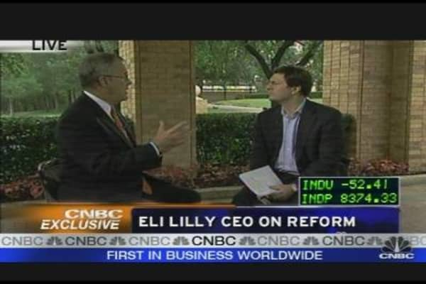 Eli Lilly CEO on Drug Pipeline