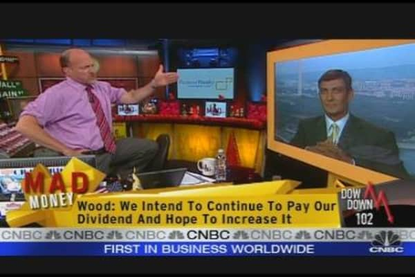 Cramer on Federal Realty