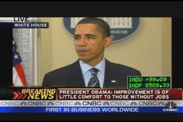 President Obama: Education = Employment