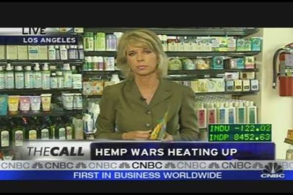Hemp Wars Fire Up