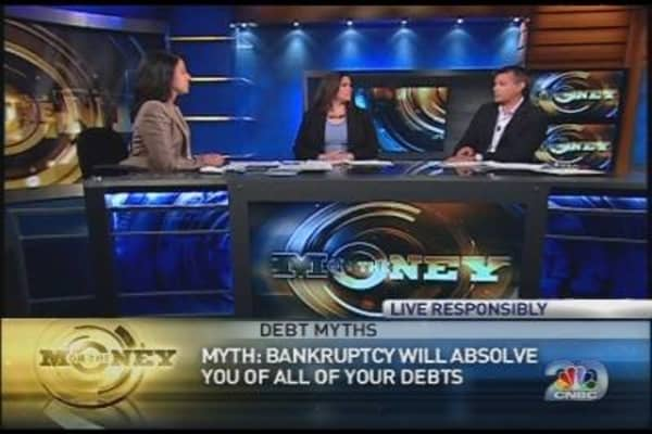 Money Myth: Debt