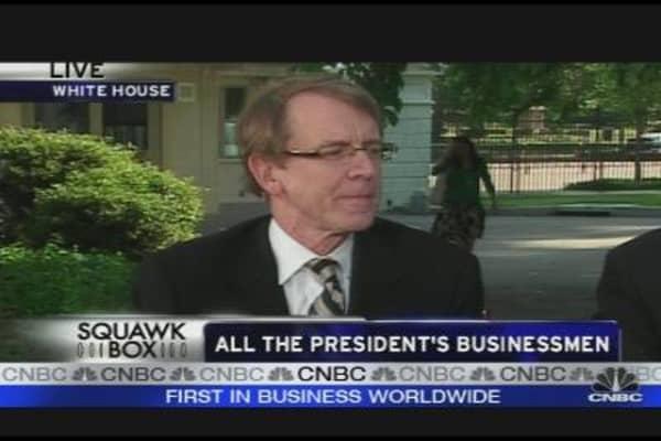 All the President's Businessmen