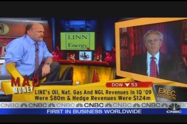 Linn Energy CEO Shares Outlook