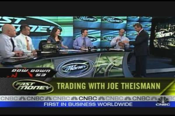 Trading With Joe Theismann