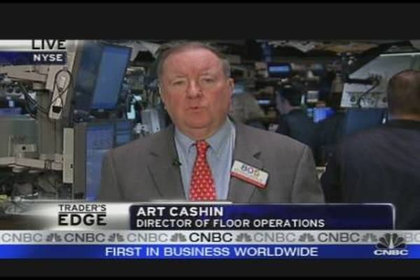 Trader Talk W/ Art Cashin