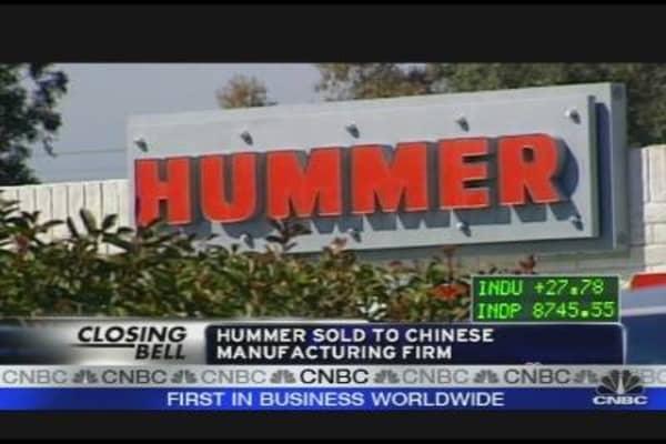 Hummer Sale Detail