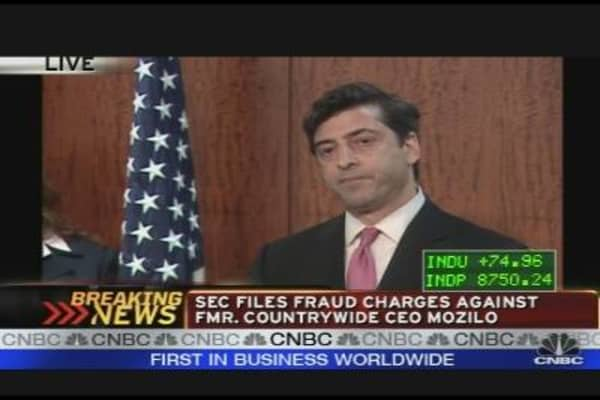 SEC Files Fraud Charges