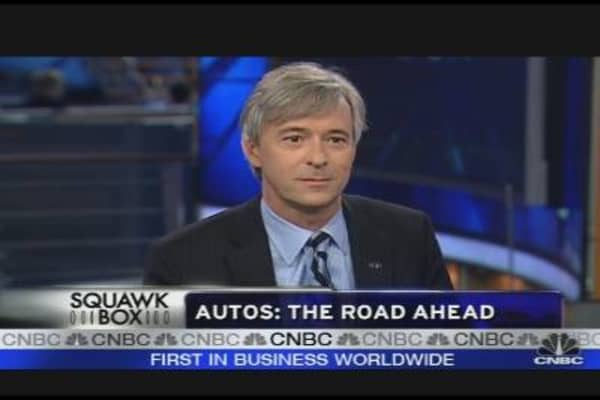 Autos: The Road Ahead